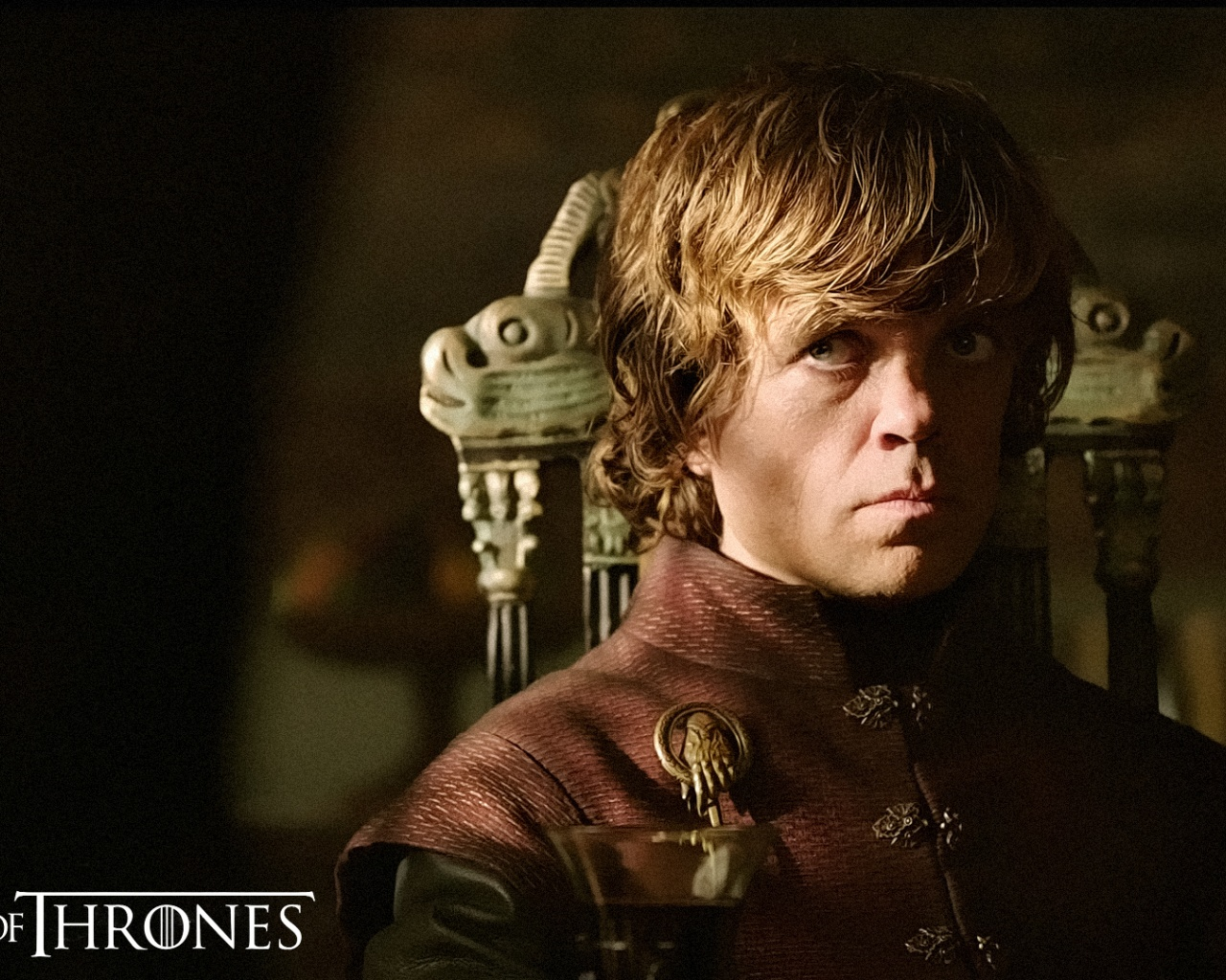 1280x1024 Tyrion Game Of Thrones desktop PC and Mac wallpaper 1280x1024