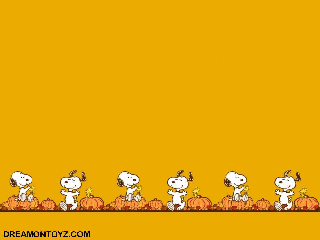 Graphics Pics Gifs Photographs Snoopy Autumn Fall wallpaper 1024x768