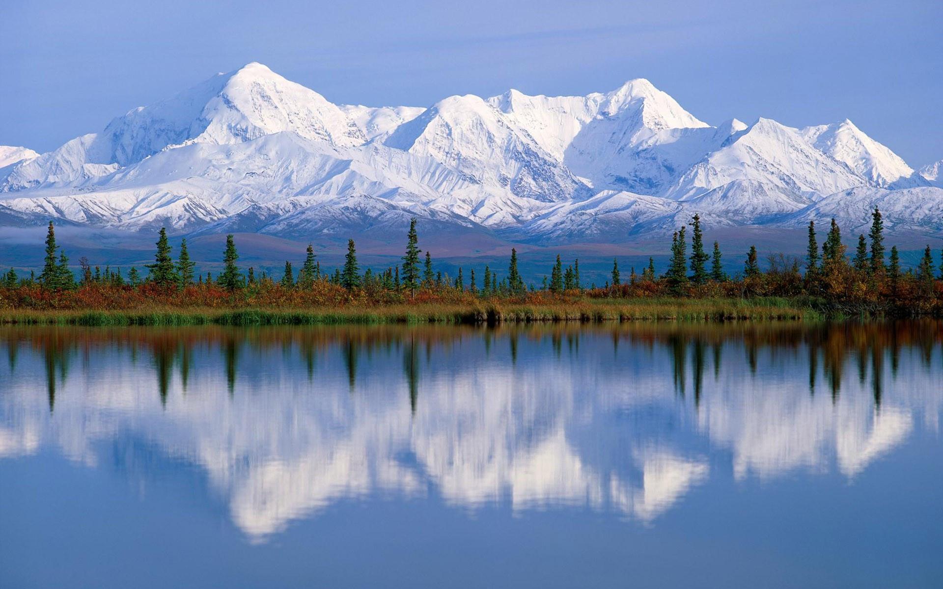 Borough Alaska Wallpaper 1680x1050 Beautiful Scenery Photography 1920x1200