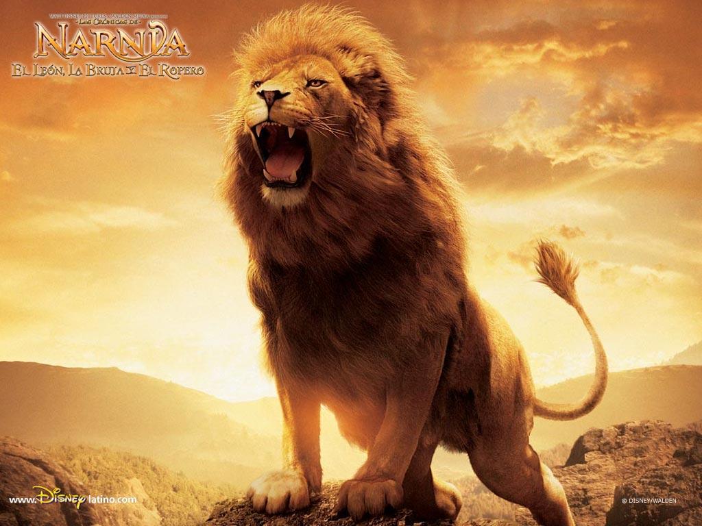 Hun Cimi Las crnicas de Narnia El len la bruja y el ropero 1024x768