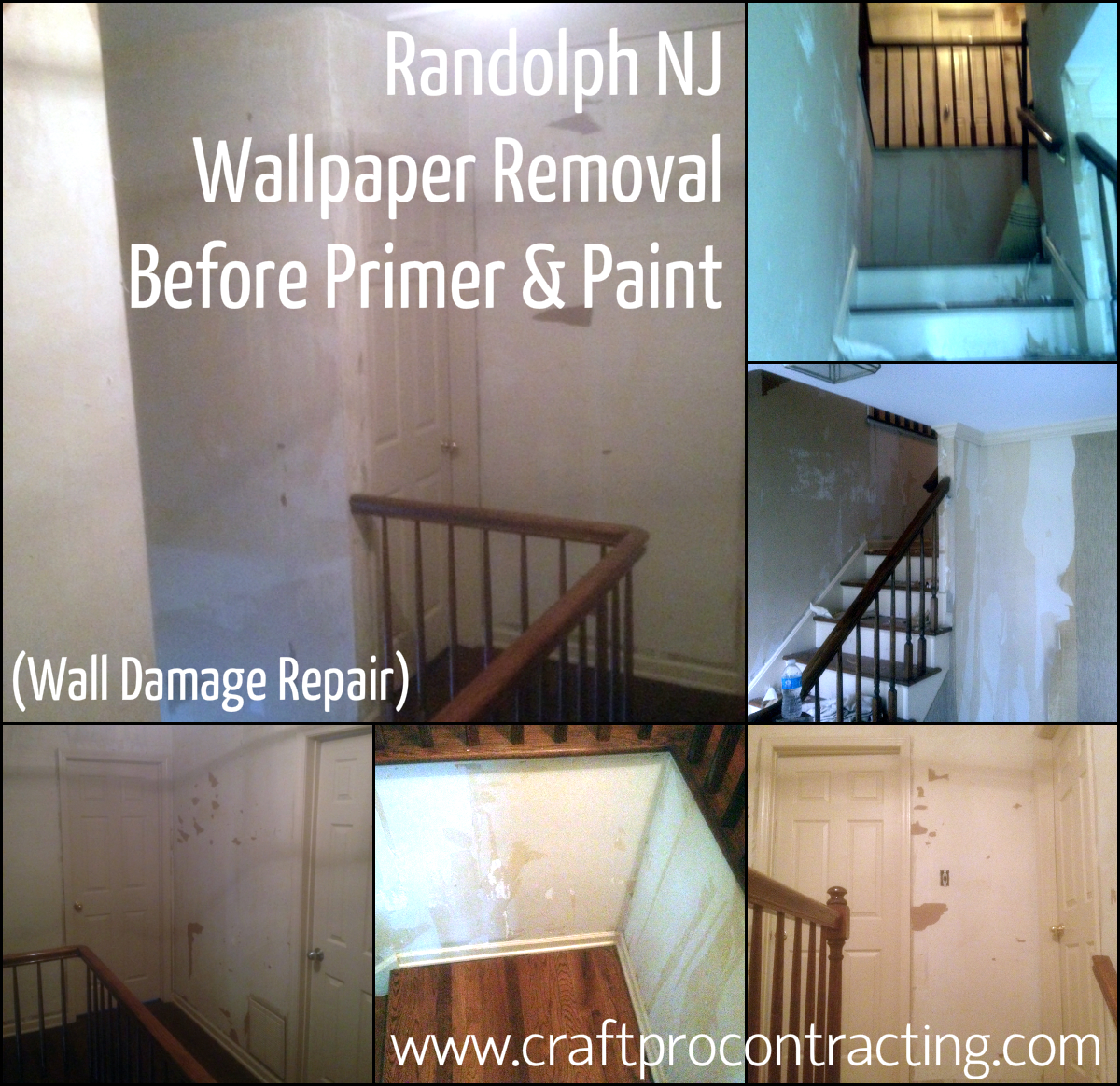 after titleBefore During After Wallpaper Removal Wall Repair 1200x1164