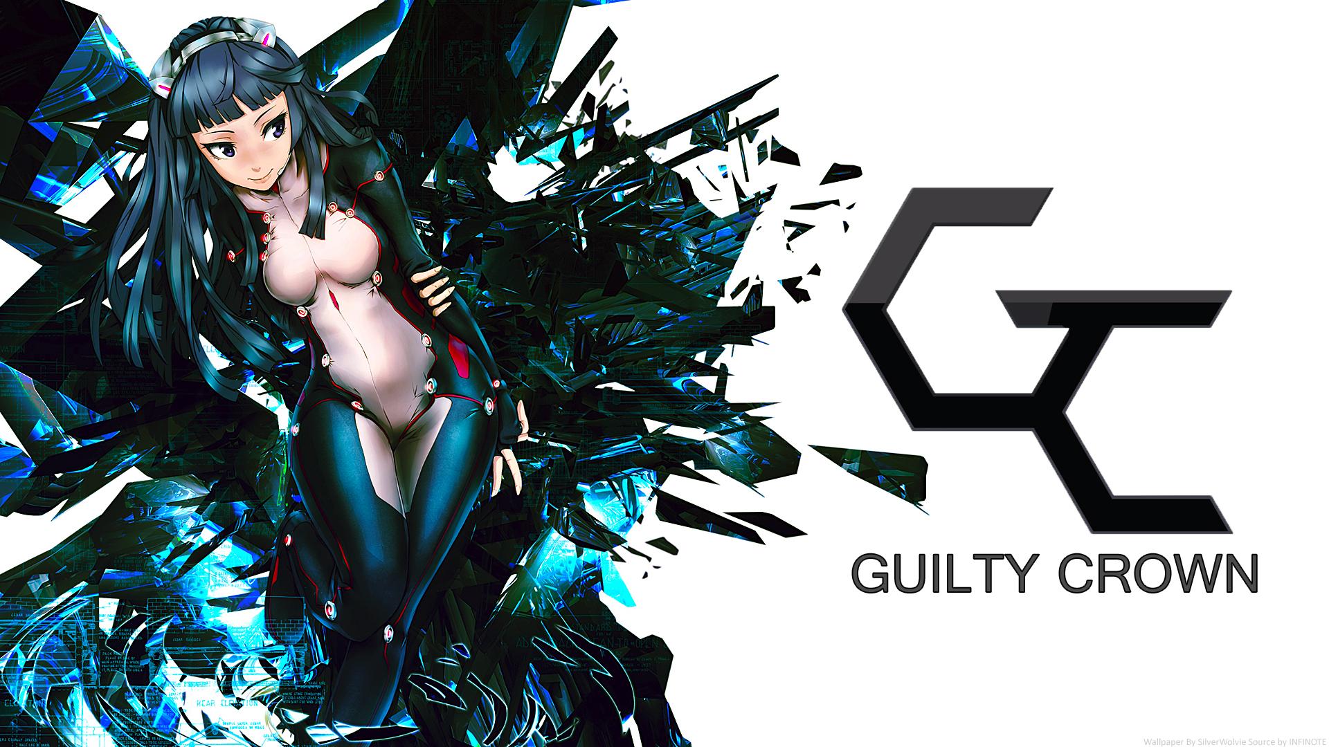 46+ Guilty Crown Wallpaper HD on WallpaperSafari
