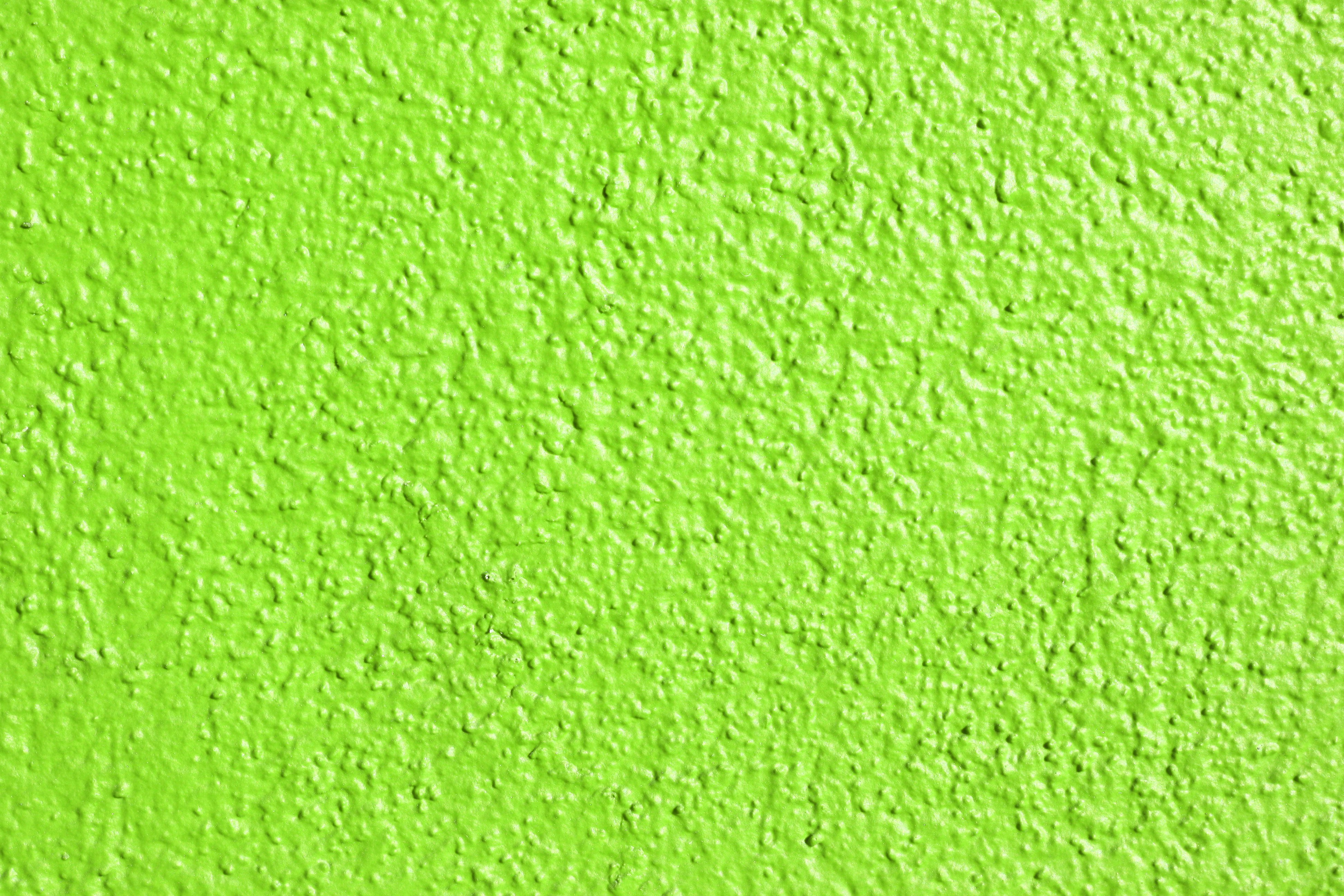 lime green paint