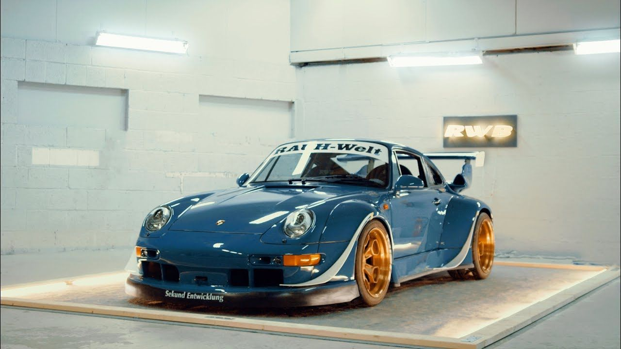 RWB 993 Norway Build 1 Ruri 4K Rwb Mercedes 1280x720
