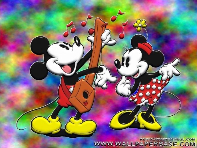 Mickey Mouse HD Wallpaper ImageBankbiz 690x517
