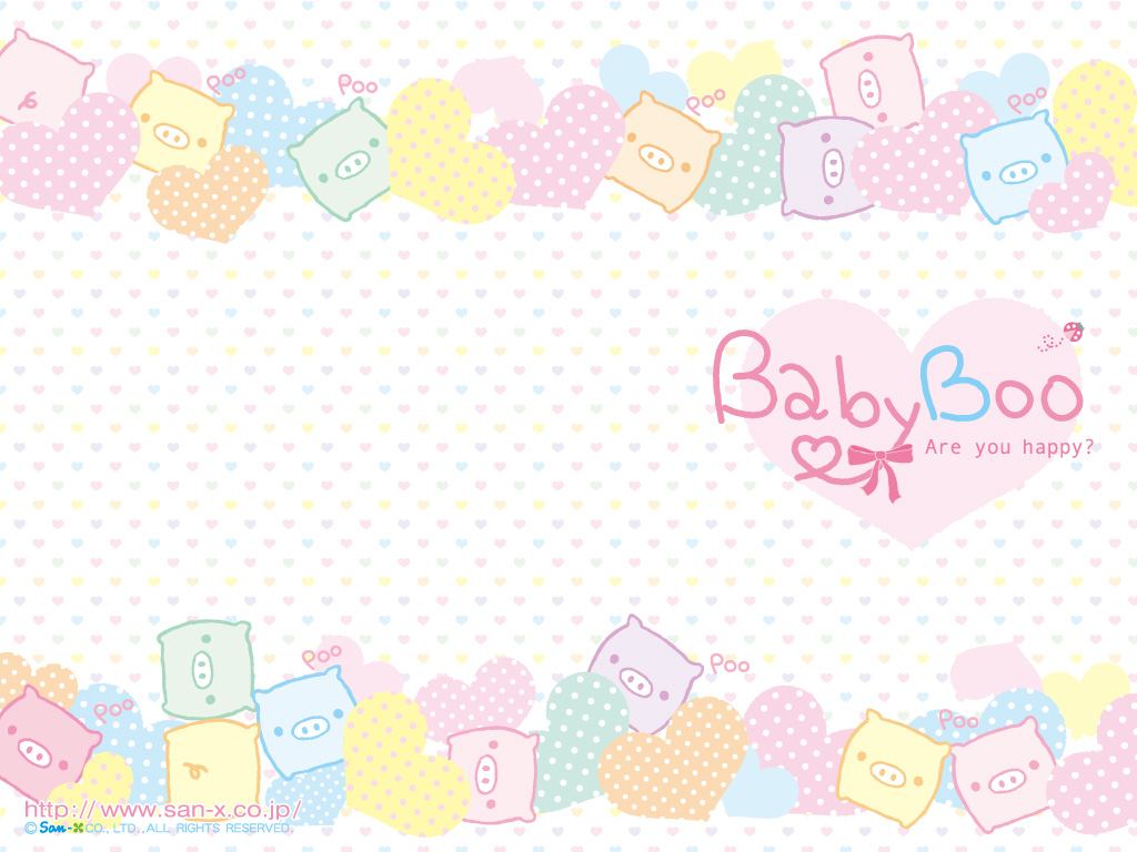 Wallpapers baby boo 1024x768