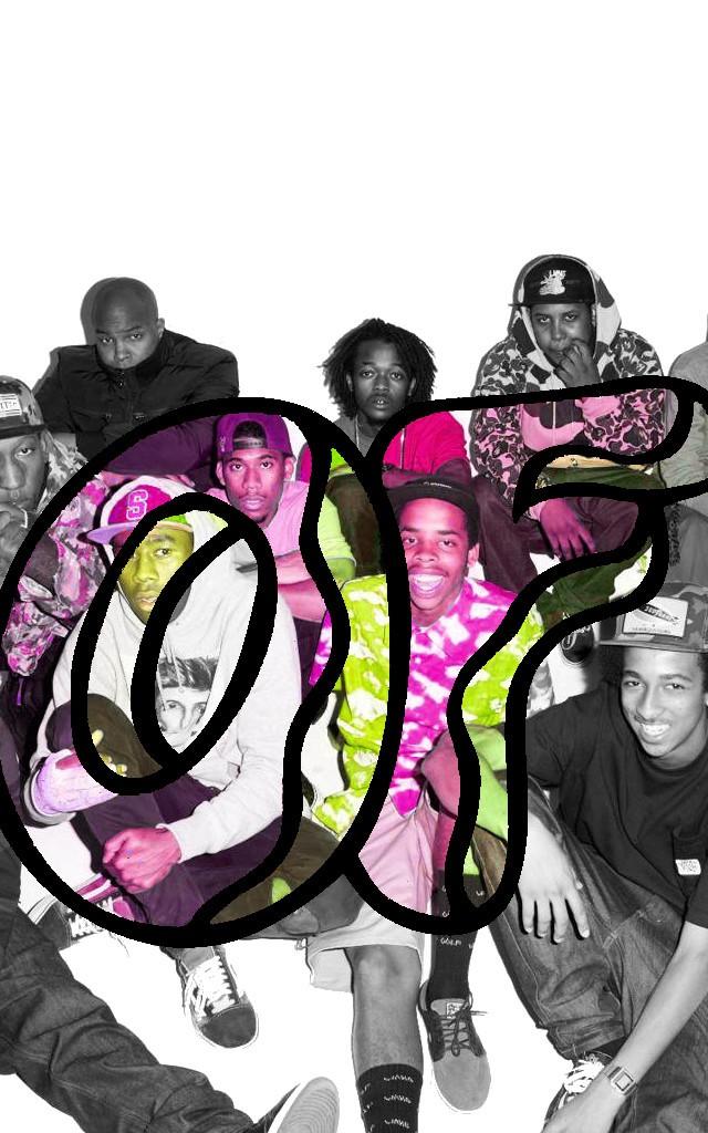 Tyler the Creator Odd Future Squad Wallpaper 640x1024
