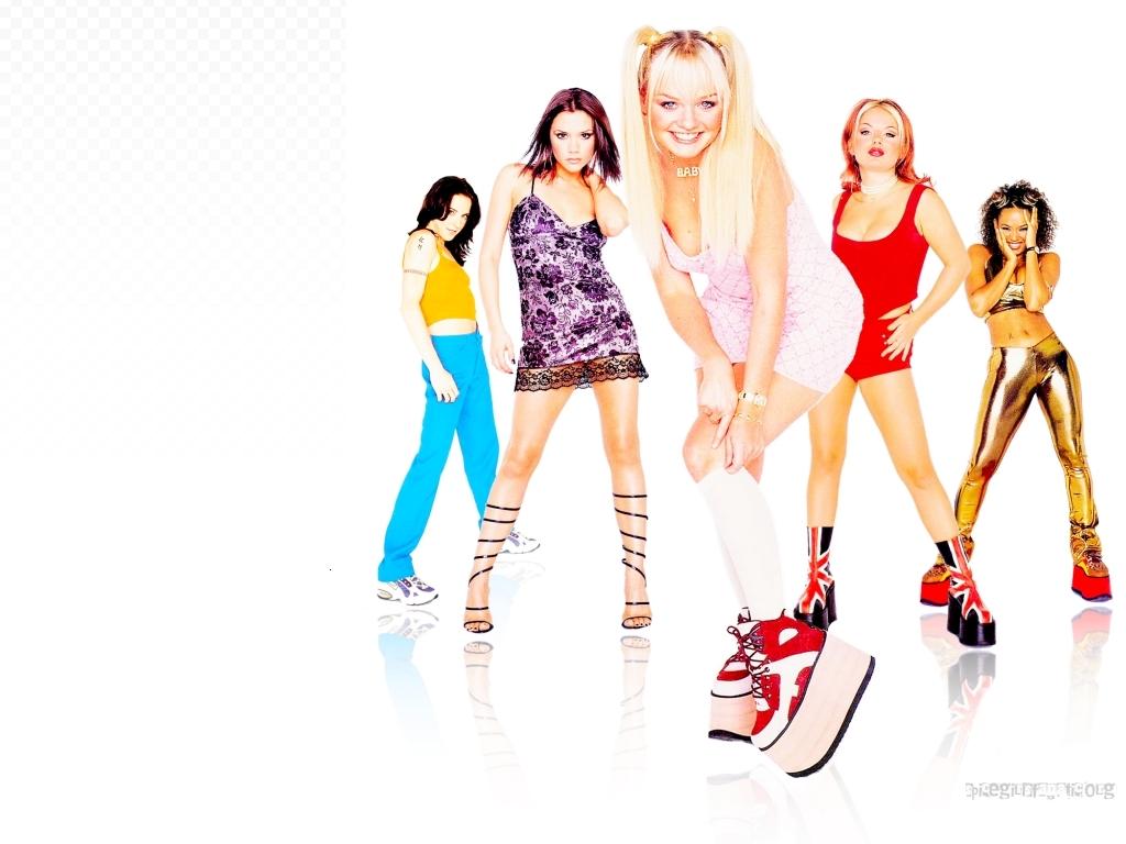 48 Spice Girls Wallpaper On Wallpapersafari