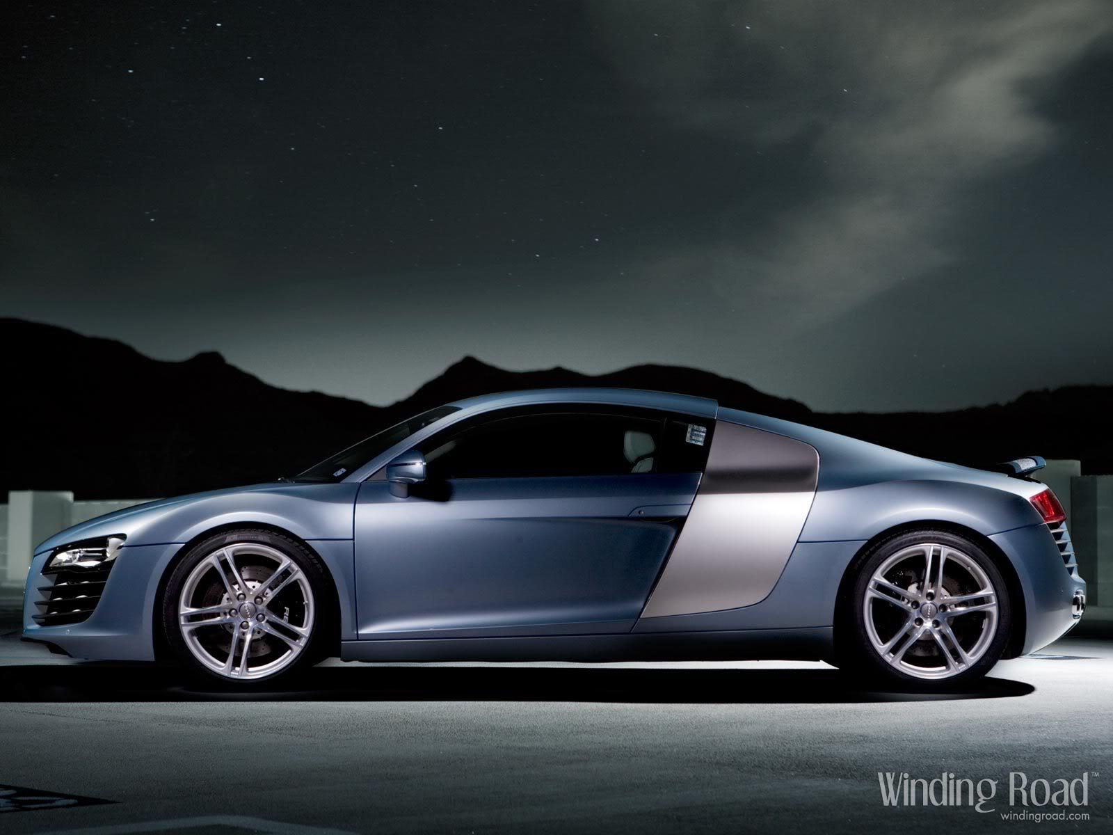 Audi R8 Wallpaper Audi R8 Desktop Background 1600x1200