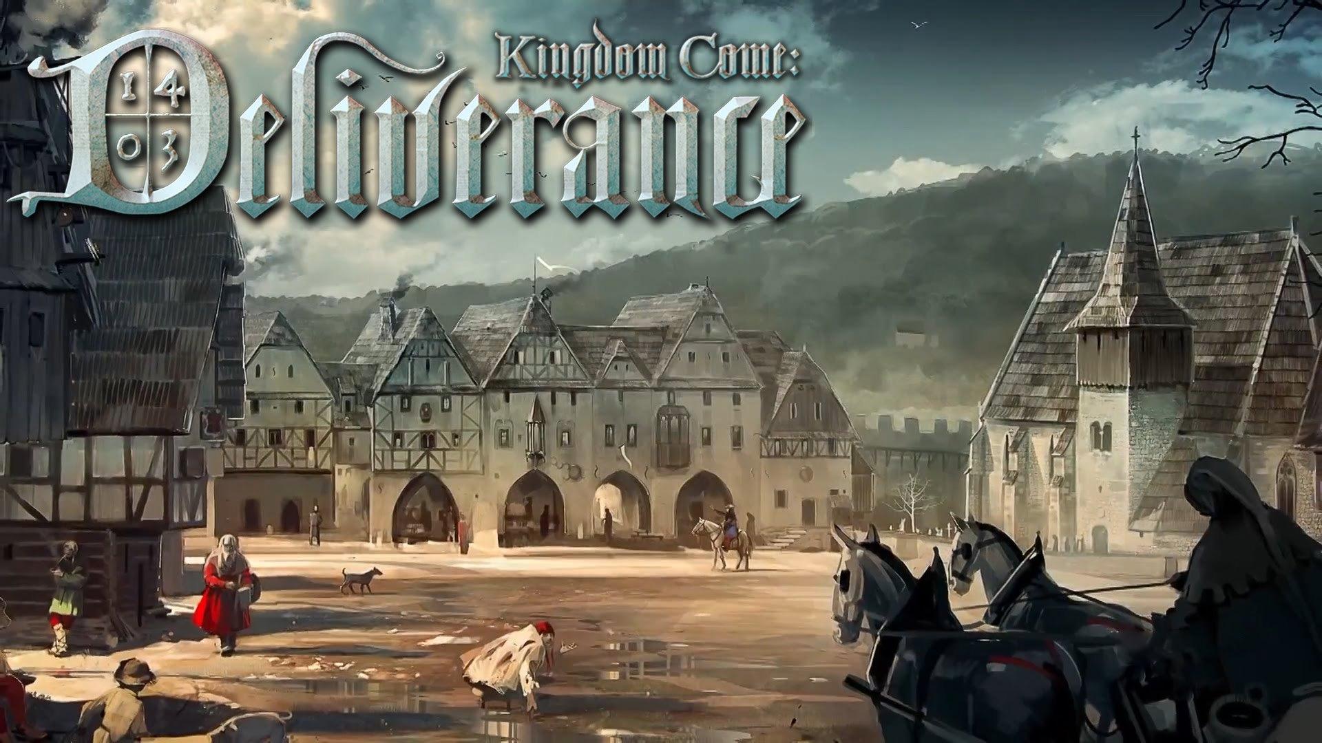 Kingdom Come Deliverance Background 1920x1080