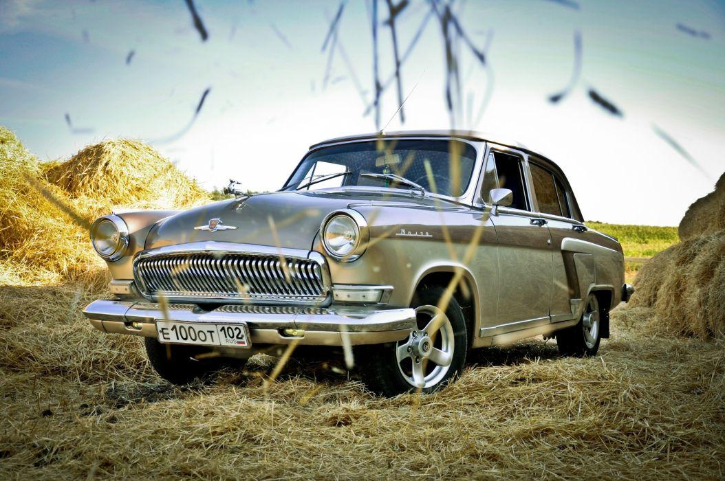 Volga GAZ 21 classic wallpaper 2560x1700 124566 WallpaperUP 1054x700