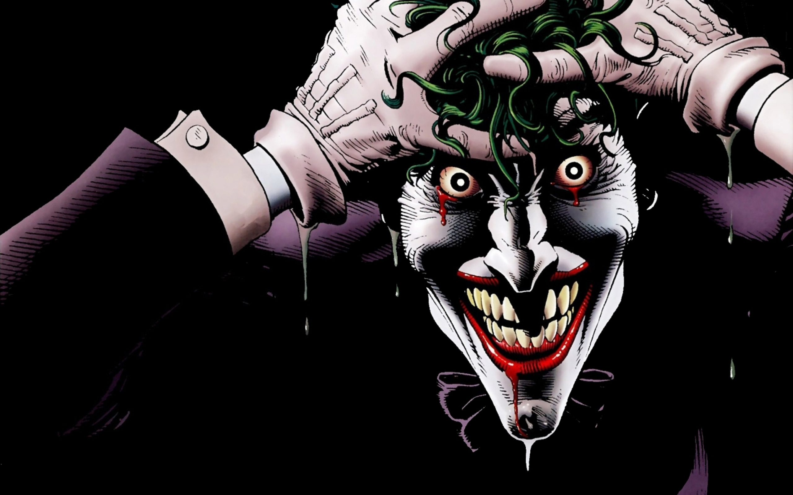 dc comics the joker 1440x900 wallpaper Art HD Wallpaper download 2560x1600