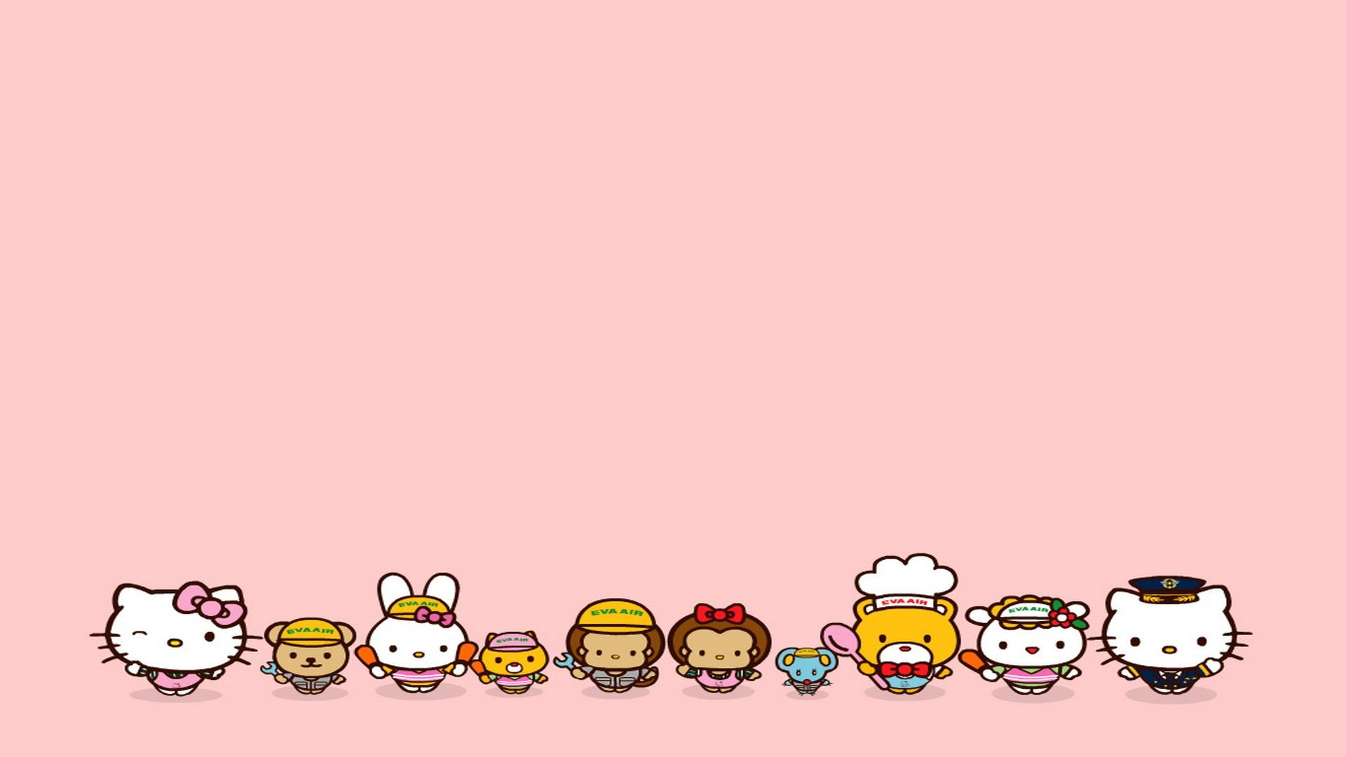 Hello Kitty Desktop Wallpapers   Top Hello Kitty Desktop 1920x1080
