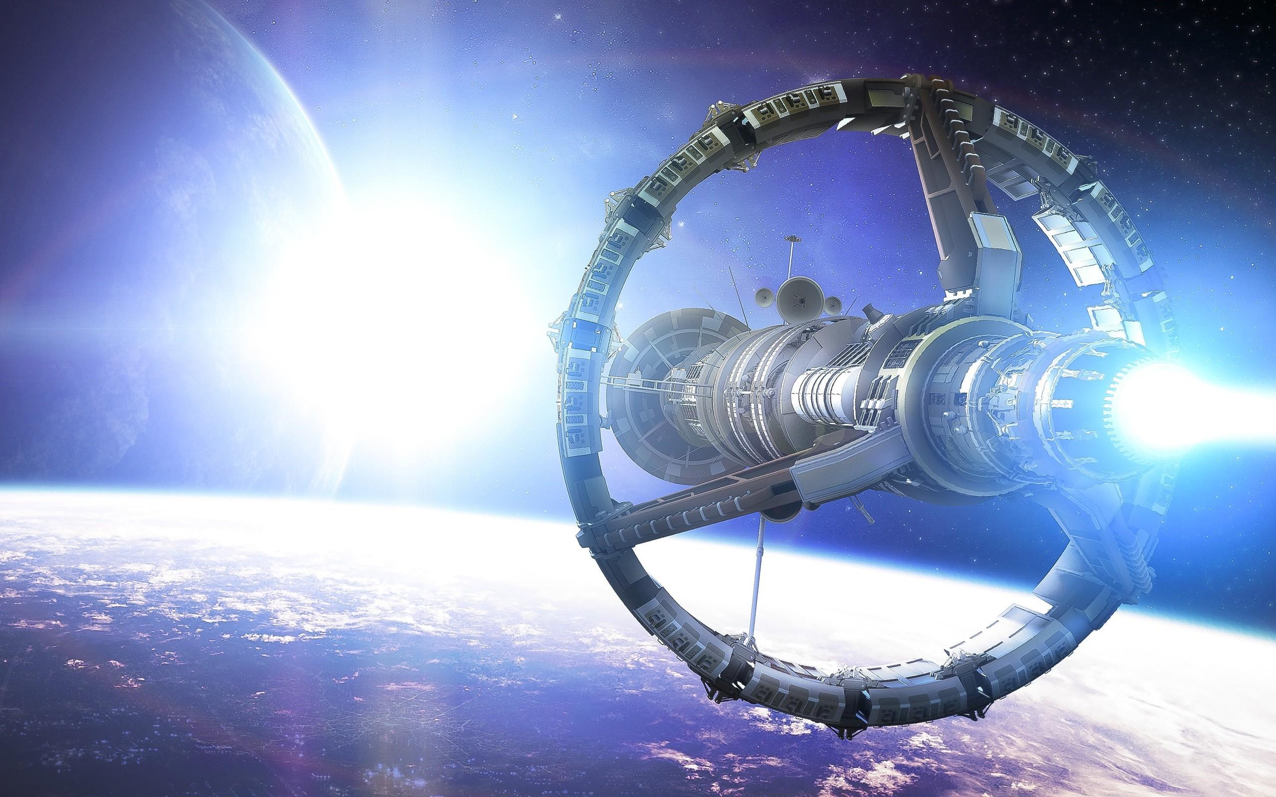 Wallpapers Space Spaceship Wallpaper 2560x1600