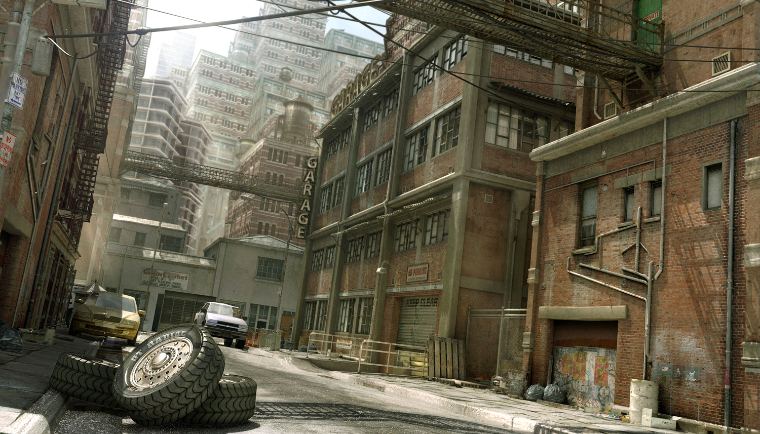 ghetto street backgrounds - photo #16
