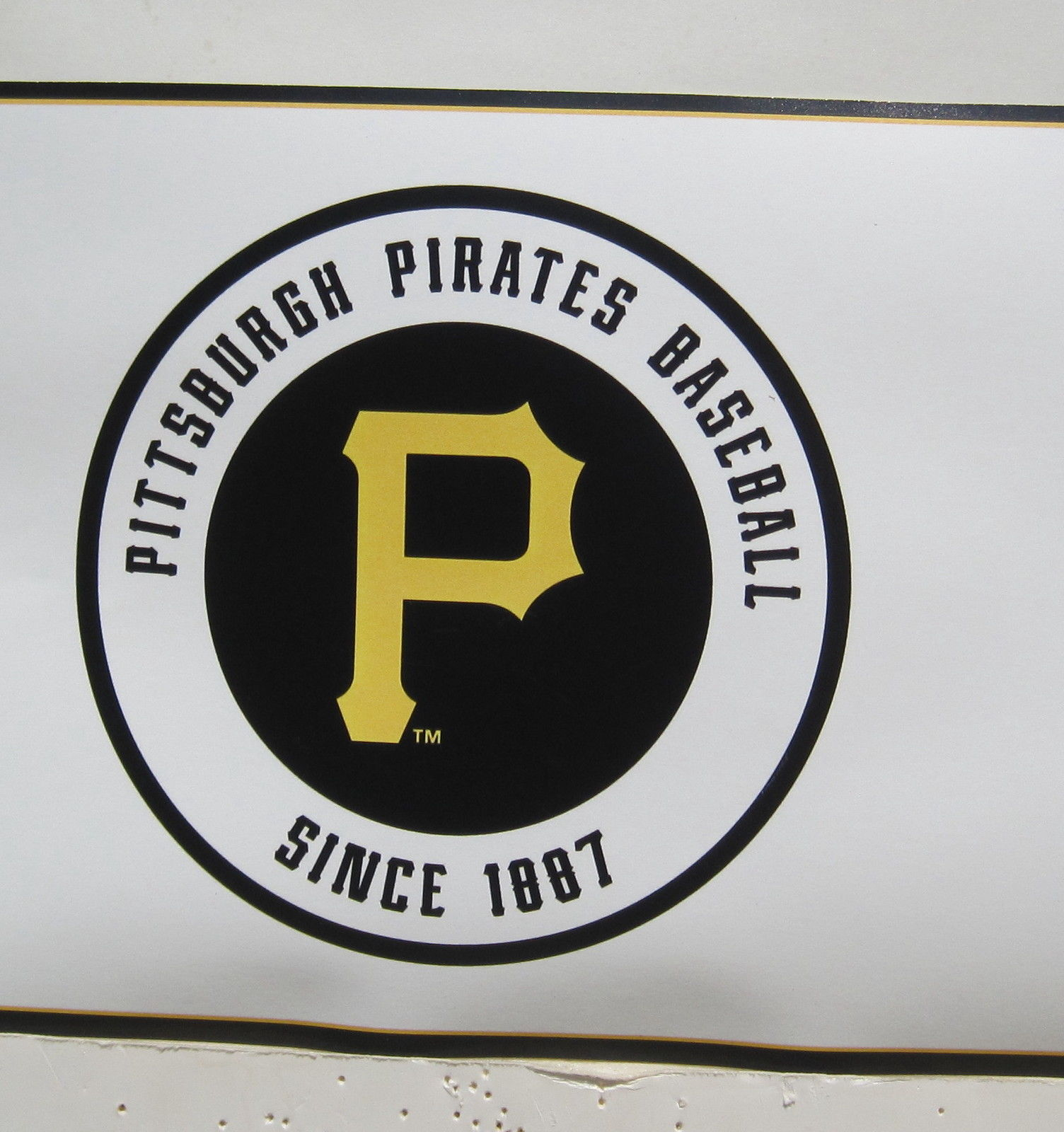 border 6 pittsburgh pirates logo border first quality wallpaper border 1504x1600