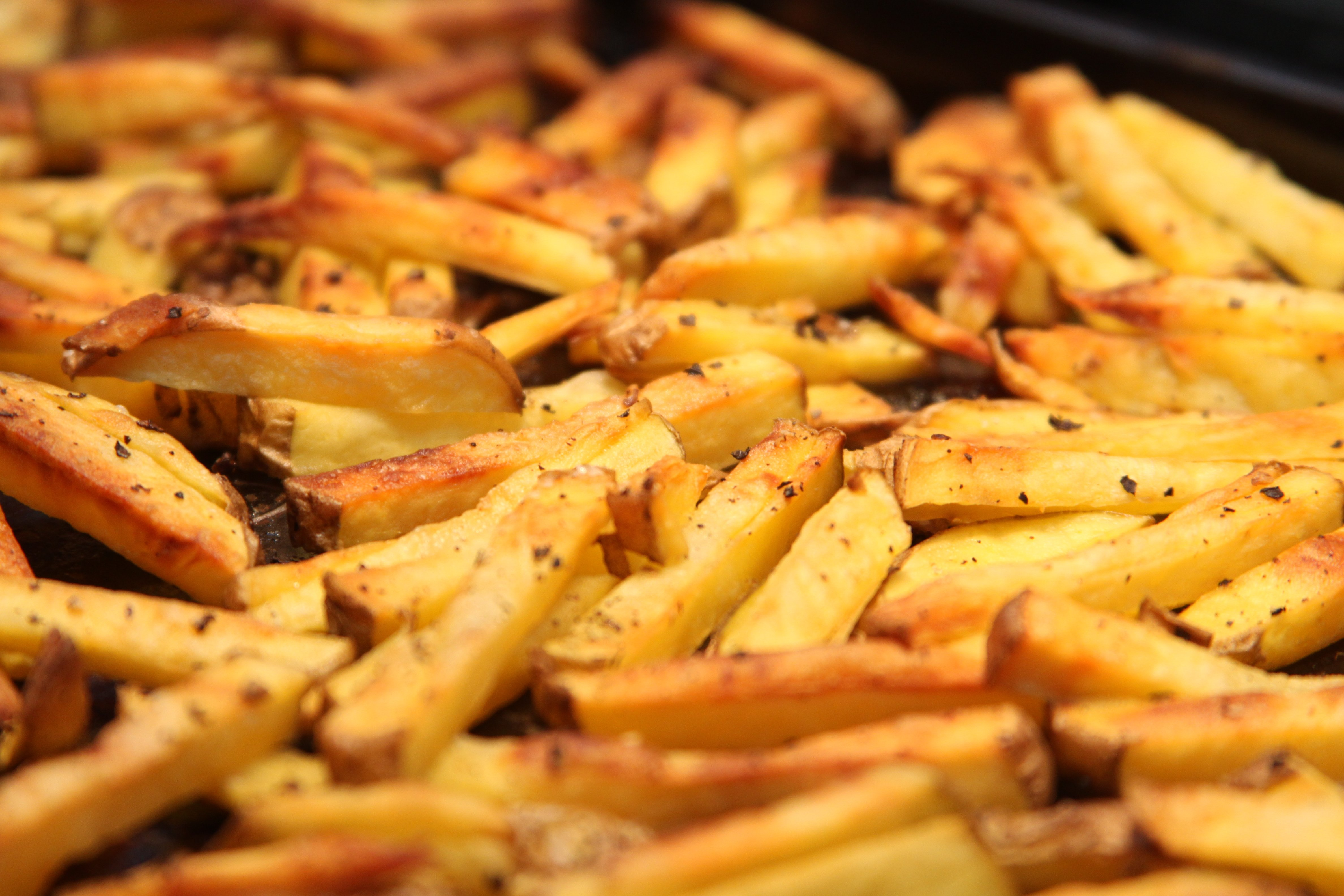 French Fries are My Favorite Food 4752x3168