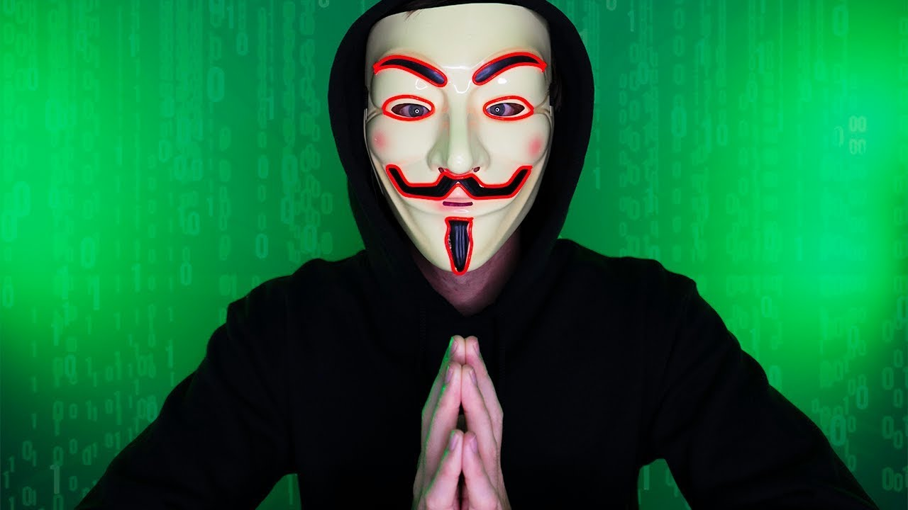 I am the HACKER PROJECT ZORGO 1280x720