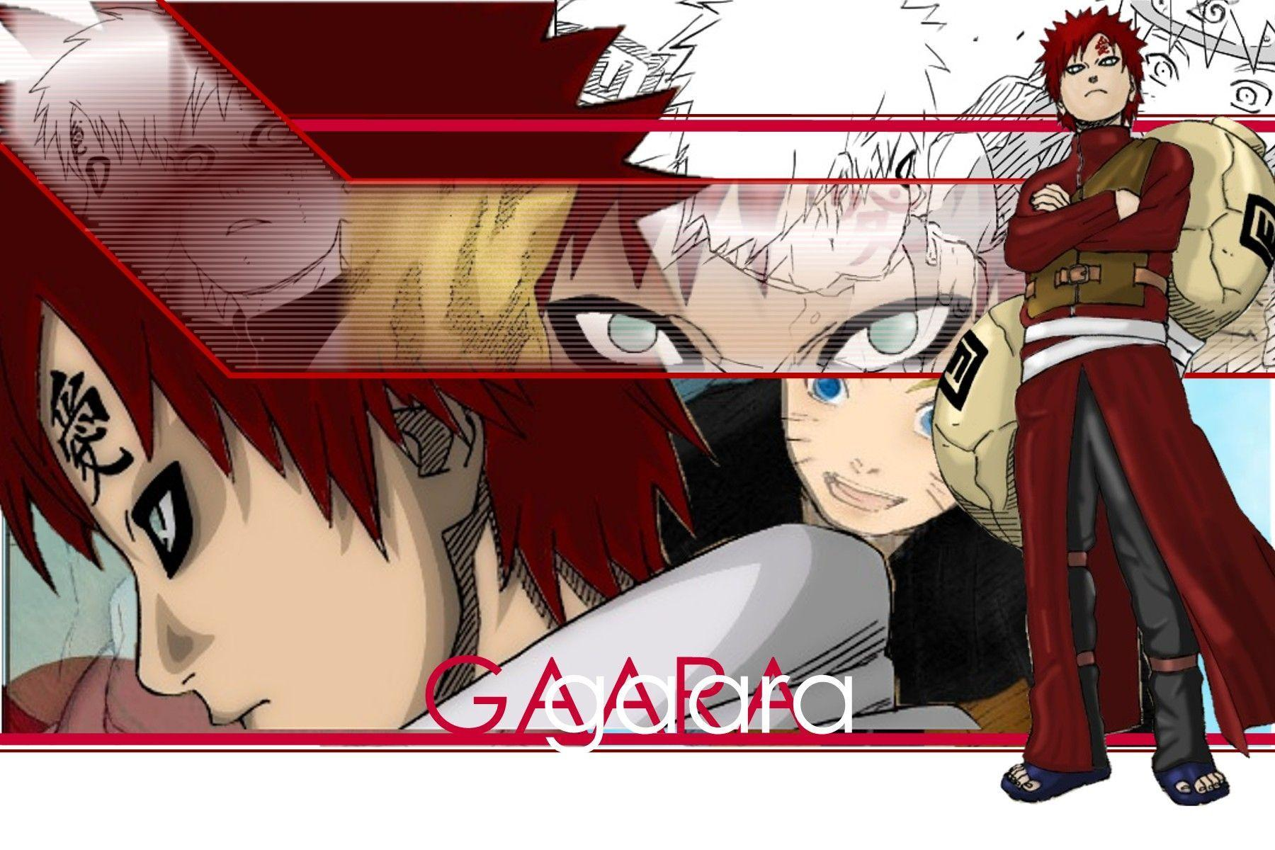 Gaara Kazekage Wallpapers 1800x1200
