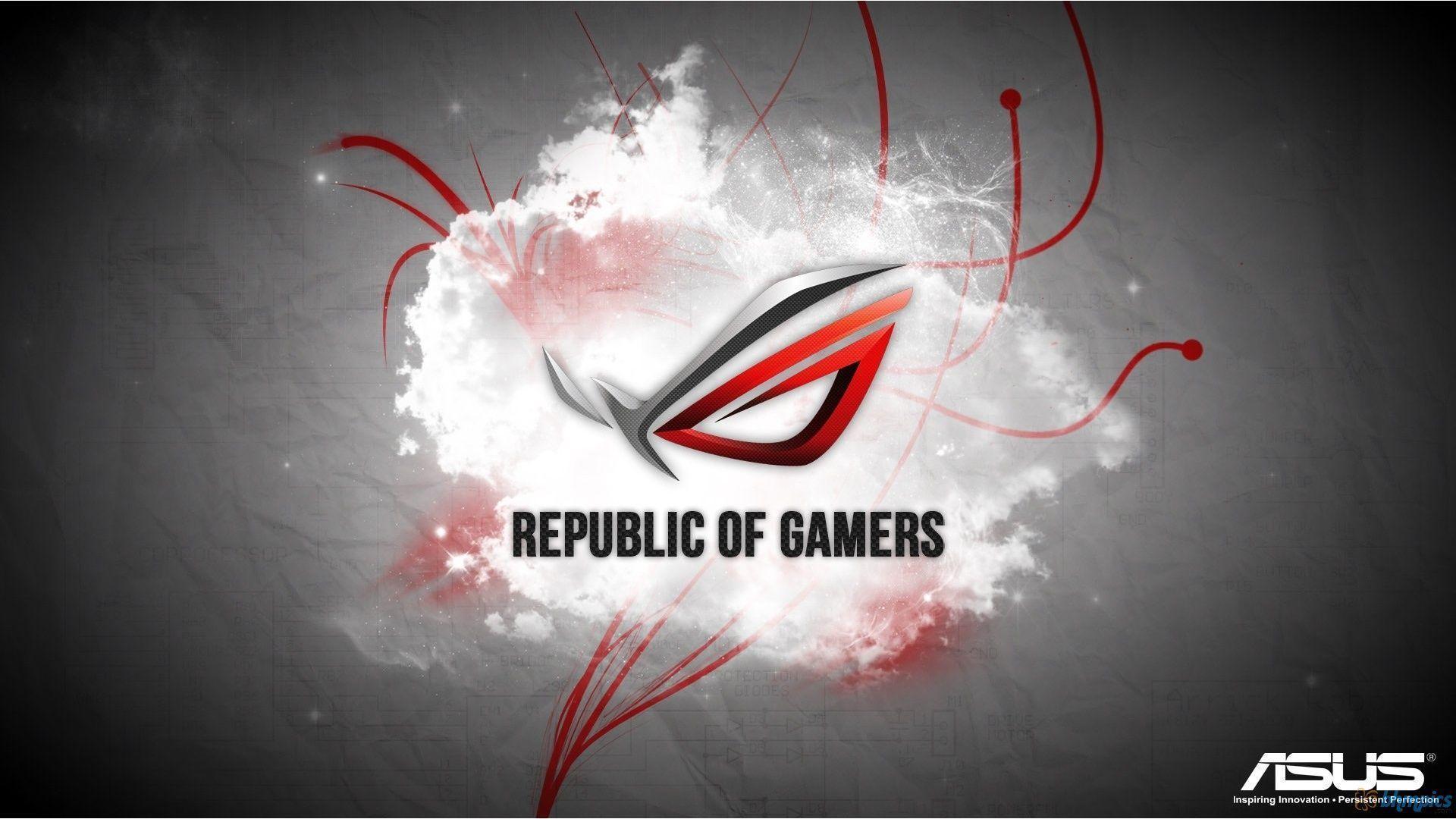 Asus Republic Of Gamers Wallpapers 1920x1080