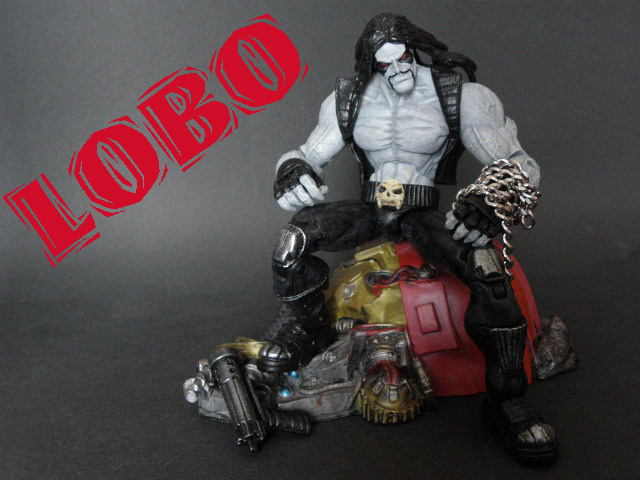Lobo Comic Wallpaper Dc comics lobo custom by 640x480