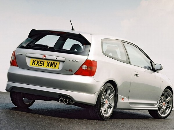 My Wallpapers   Vehicles Wallpaper Civic Type R 600x450