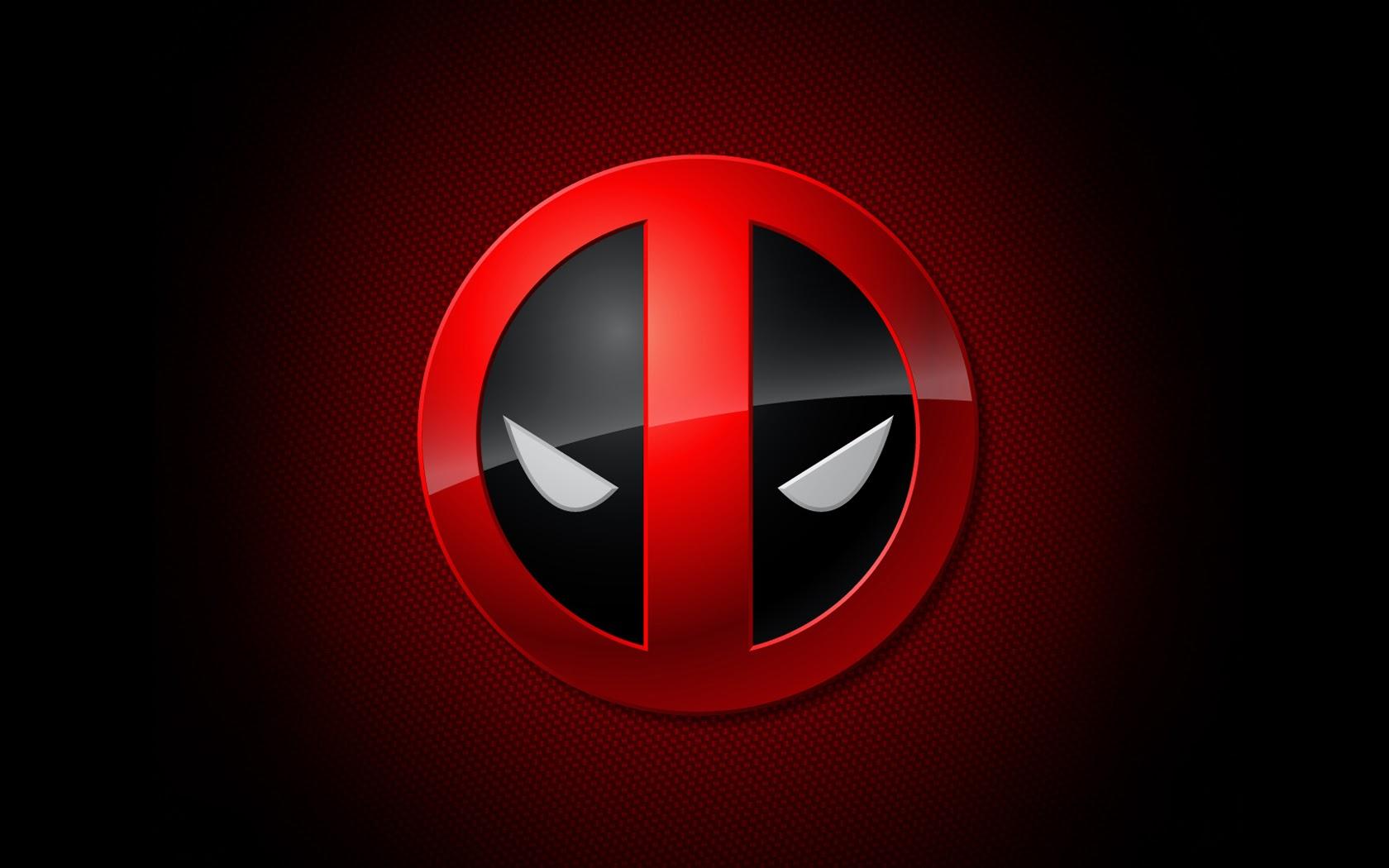 Deadpool Logo Marvel Comics HD Wallpaper 1680x1050 widescreen a70 1680x1050