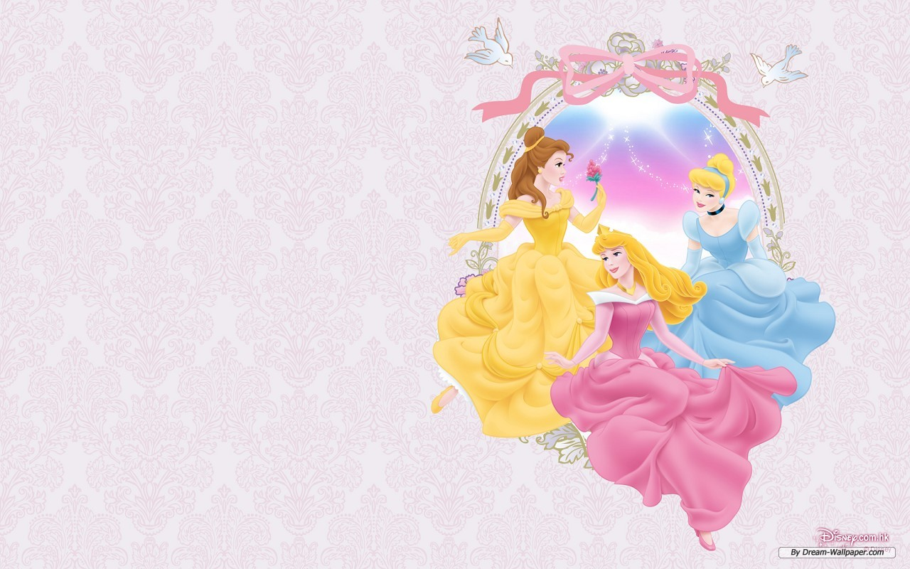 Disney Princess - Disney Princess Wallpaper (33693801 ...