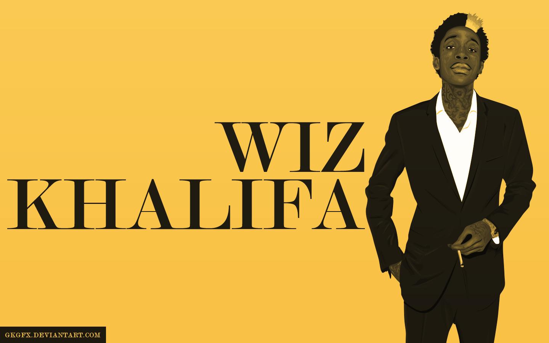 wiz khalifa yellow posterizepng 1440x900