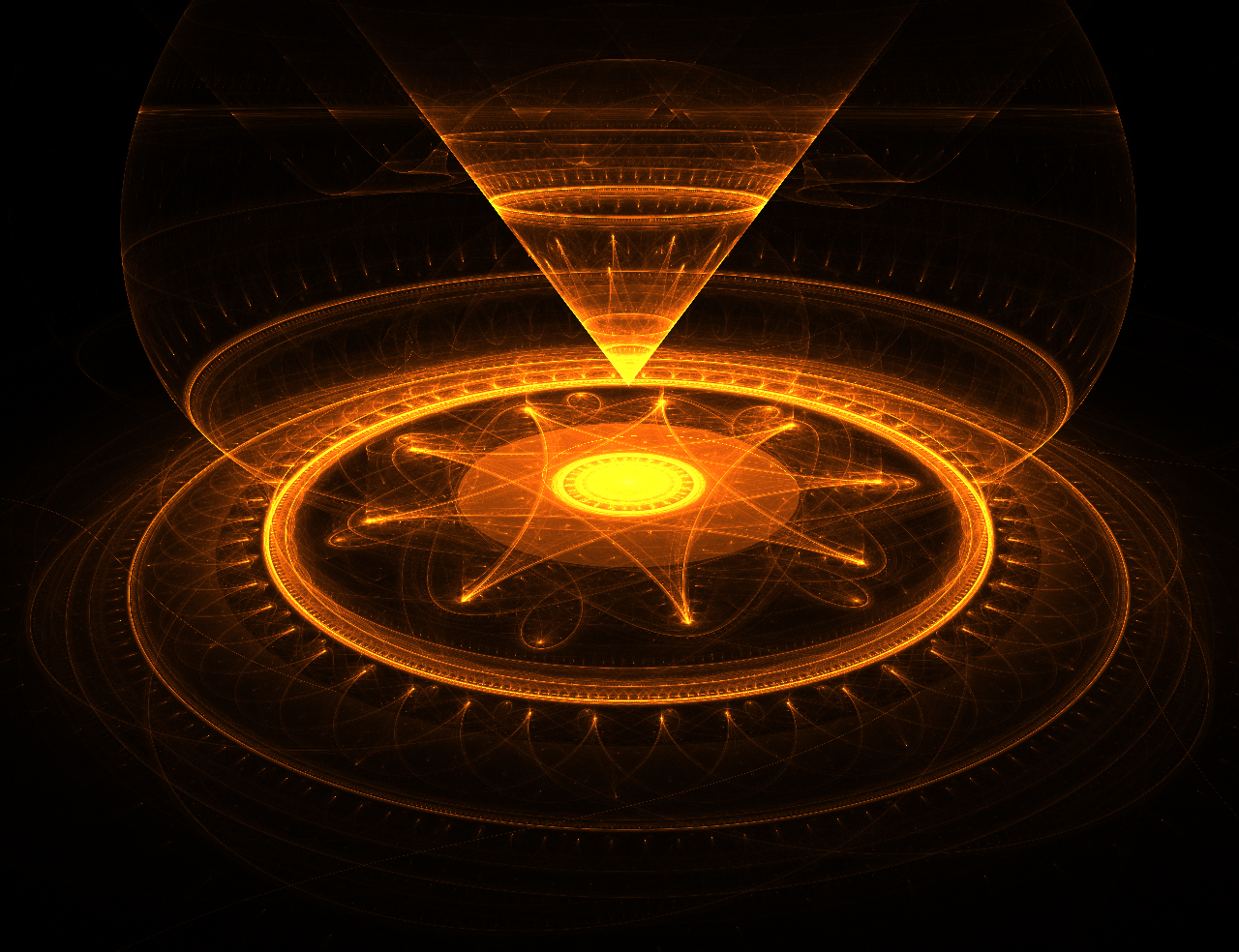 hologram by xmandypandyx high resolution HD Wallpaper - General ...