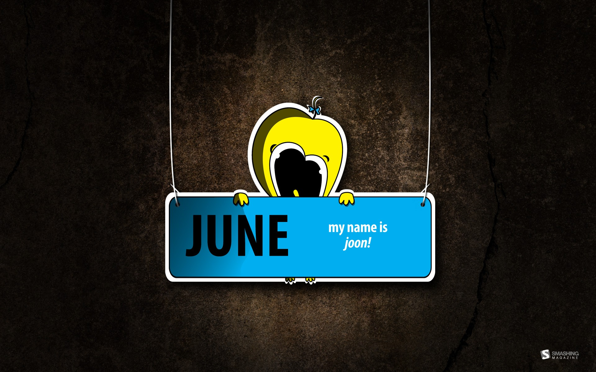 Wallpaper Named June is My Name Wallpapers June is 1920x1200