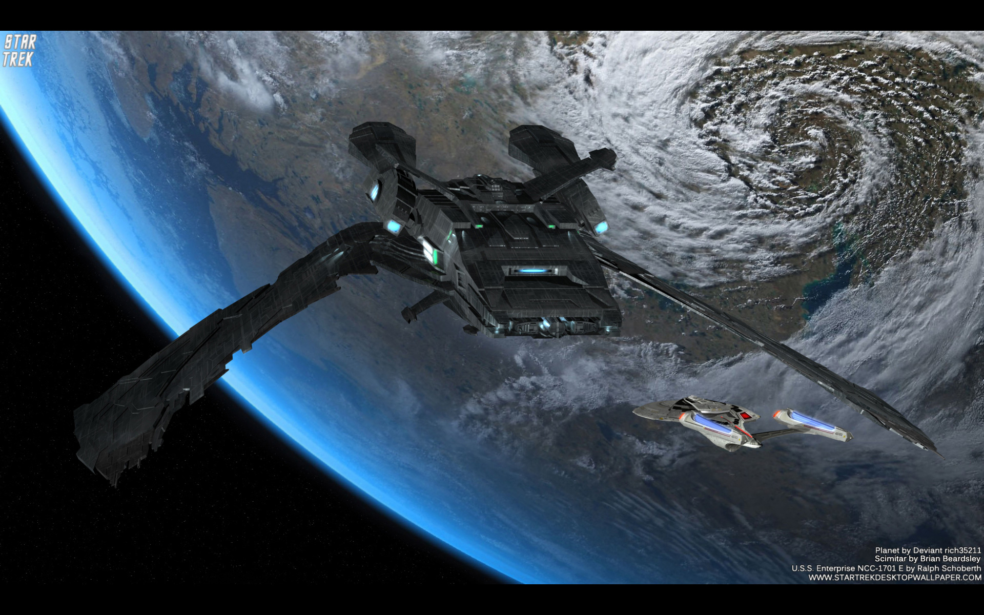 Star Trek Live Wallpaper Download 1920x1200