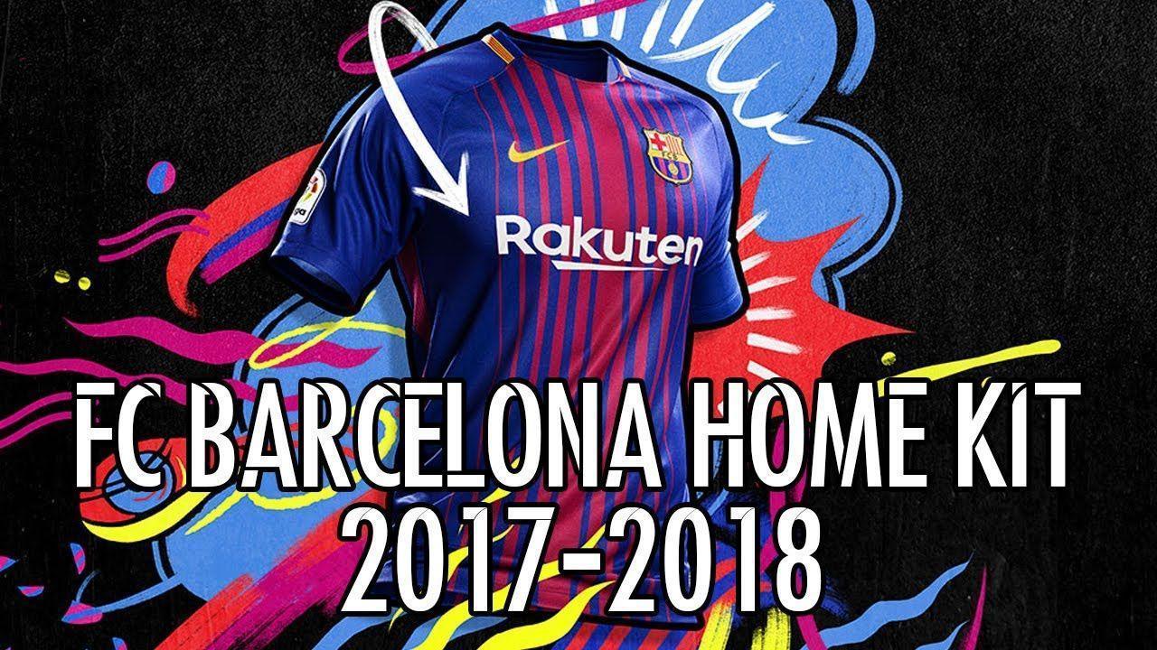 f9fcea31195 Barcelona Kits 2017-2018 Wallpapers - WallpaperSafari