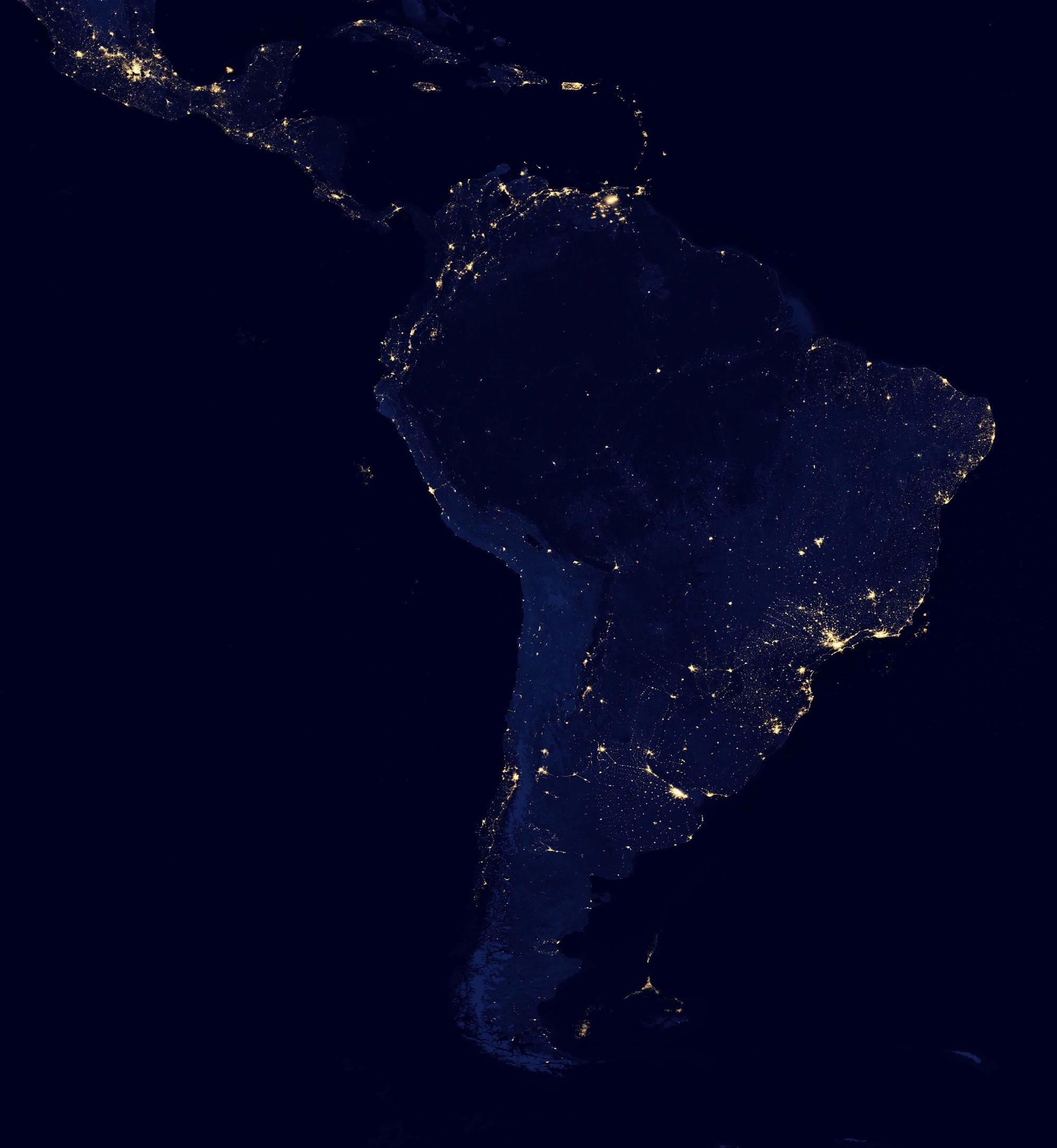 Night Satellite Photos Earth US Europe Asia World 2000x2171