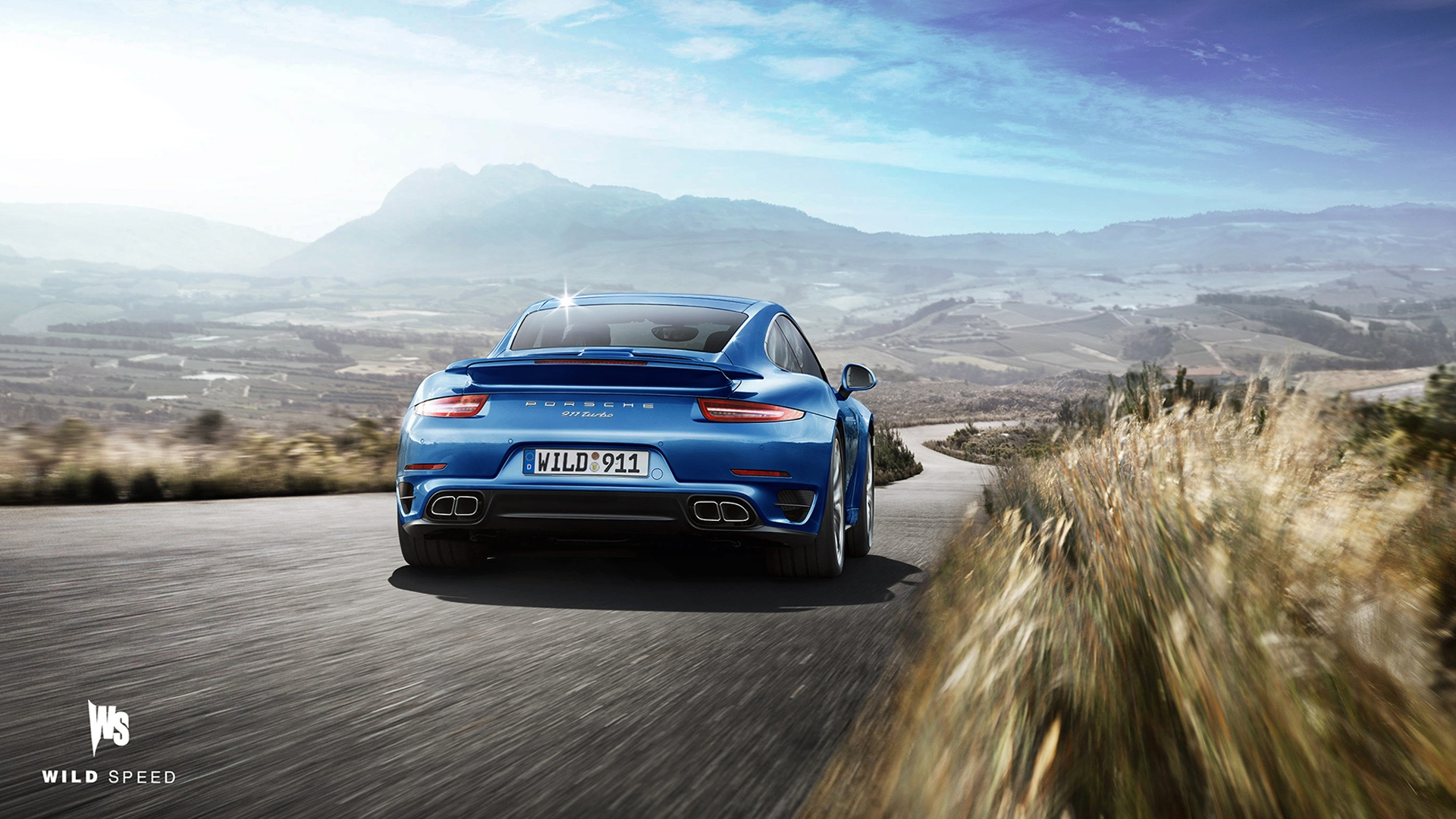 2014 Porsche 911 Turbo Wallpaper HD Car Wallpapers 1920x1080
