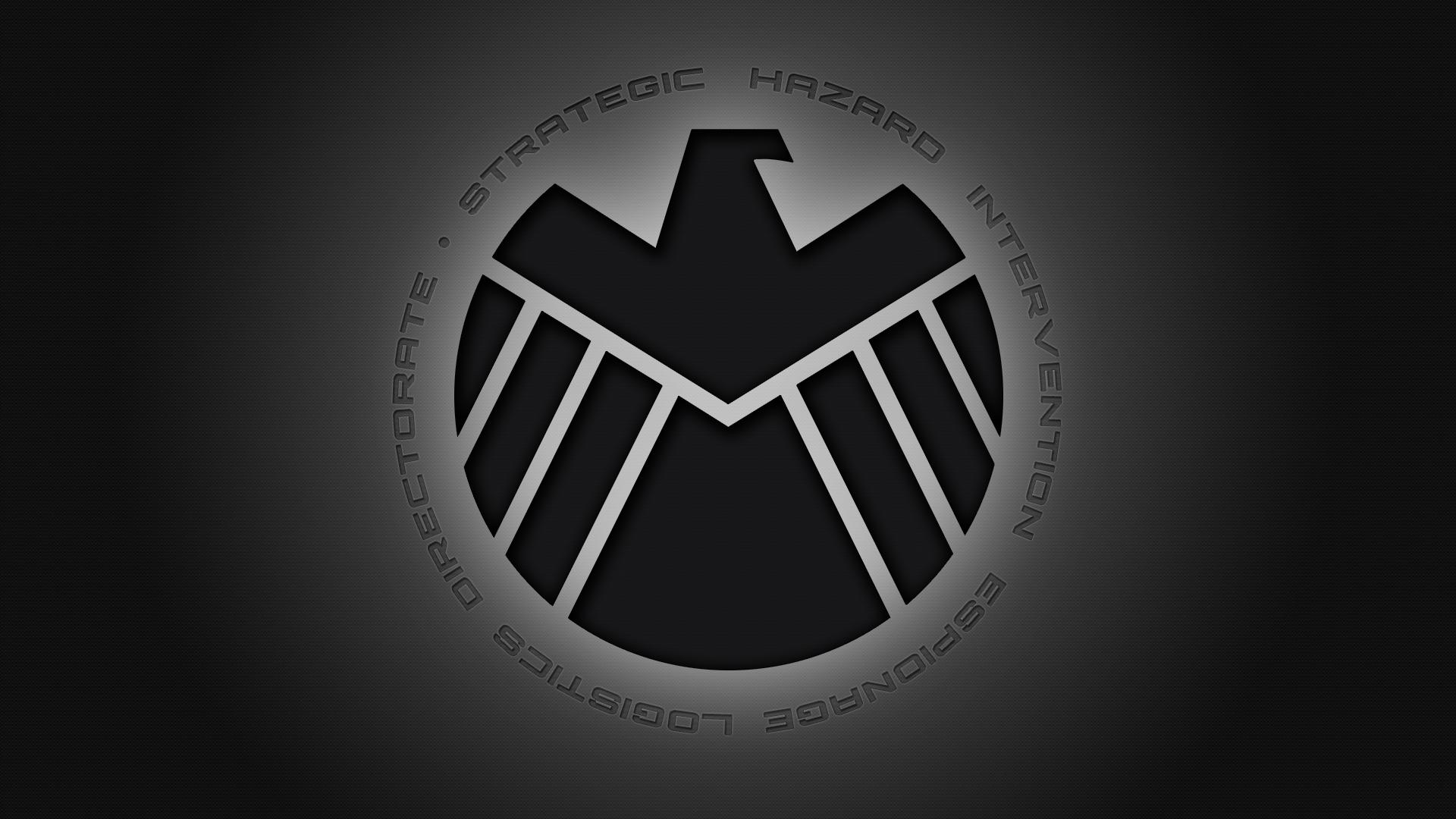 Iphone wallpaper kingsman - Marvel Shield Logo Wallpaper Wallpapersafari