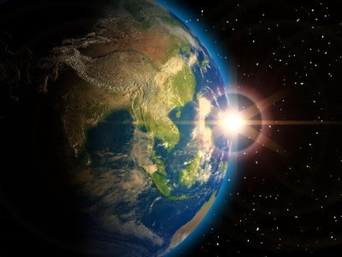 Resultado de imagem para earth from space