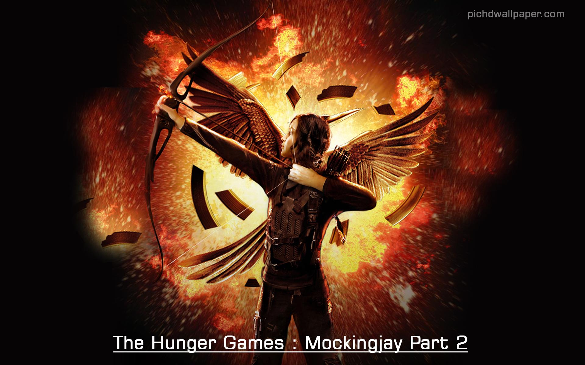 The Hunger Games   Mockingjay Part 2 Desktop HD Wallpaper 1920x1200