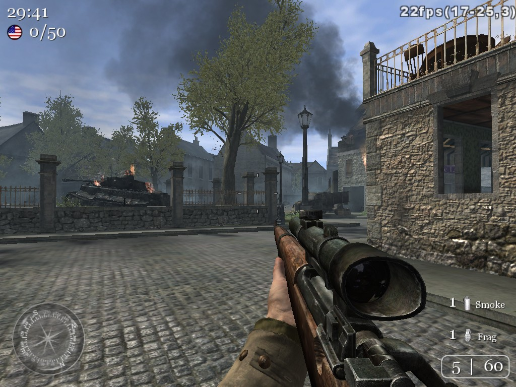 Call of Duty 2 PC Patch v 13 file   Mod DB 1024x768