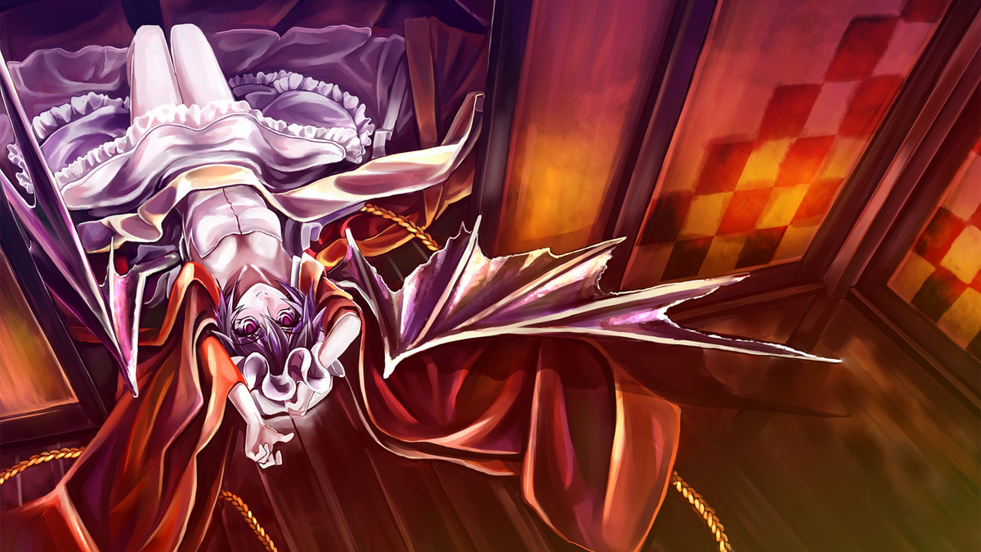 Touhou HD Wallpaper  WallpaperSafari