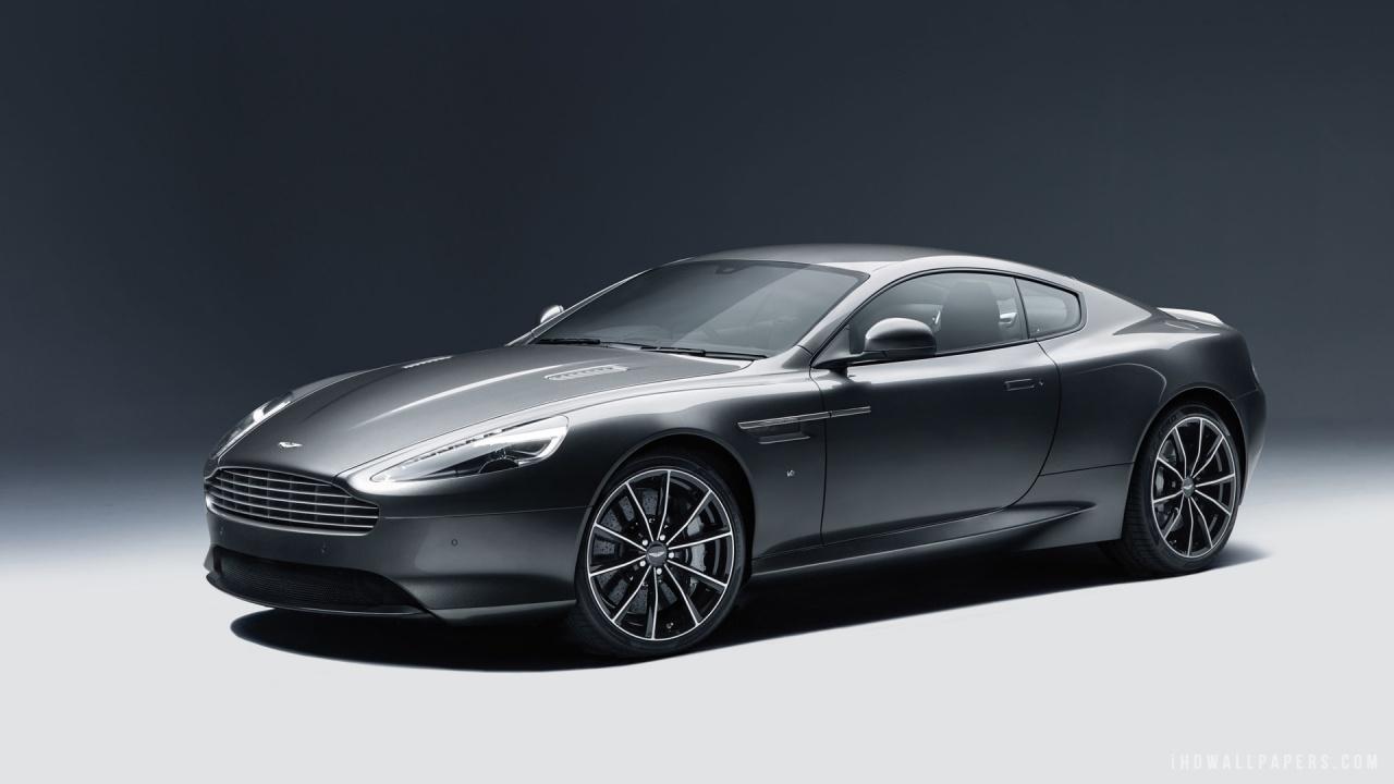2016 Aston Martin DB9 GT HD Wallpaper   iHD Wallpapers 1280x720