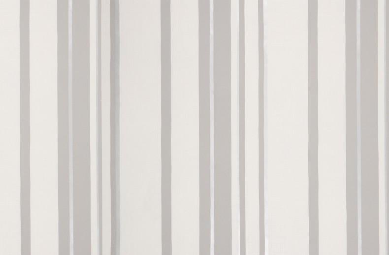 Hoppen Stripe Grey and White Wallpaper Kelly Hoppen London 790x518