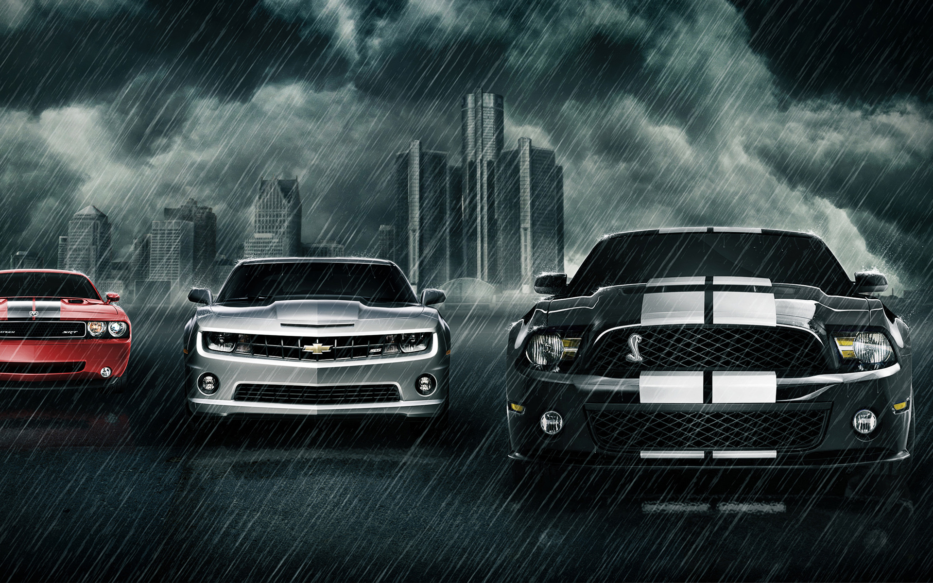 Muscle Cars Wallpapers HD Wallpapers 1920x1200
