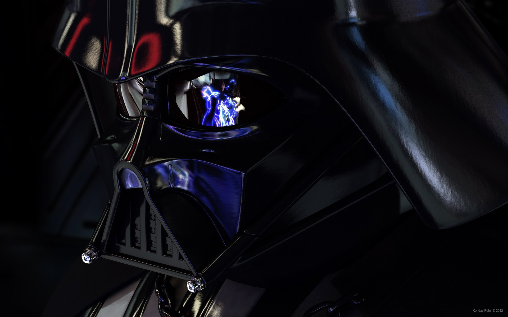 75 Darth Vader Wallpaper On Wallpapersafari