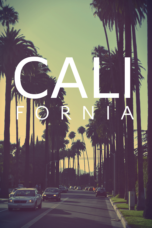 California Born And Raised Cali Ca Girl 500x750