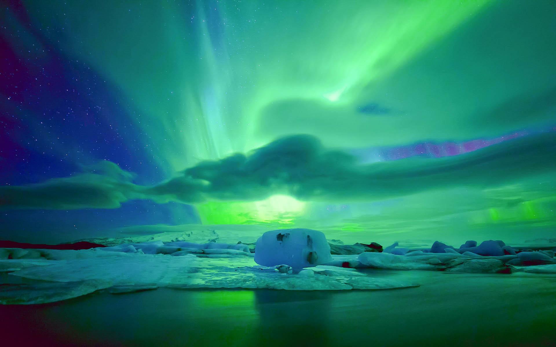 47 aurora borealis wallpaper moving on wallpapersafari - Wallpaper definition ...