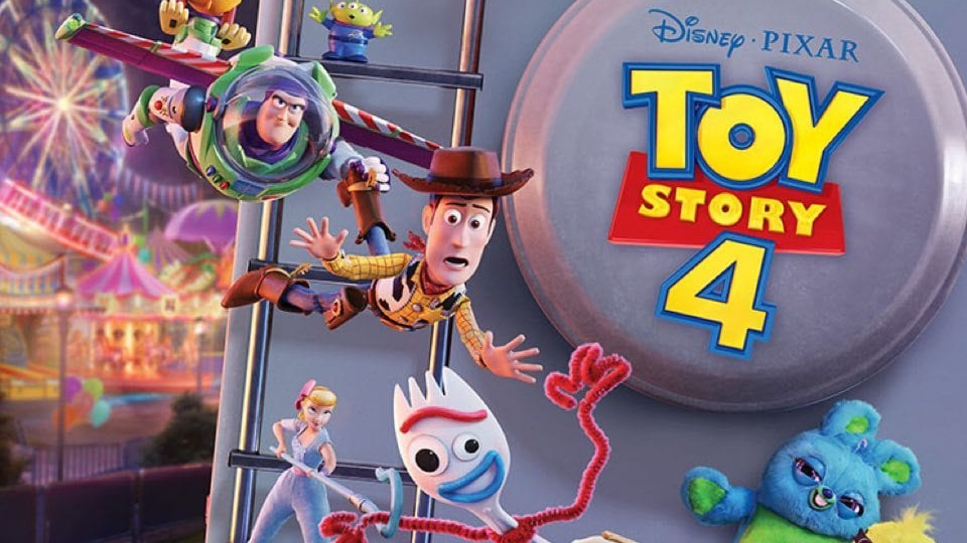TOY STORY 4 Gets a New Trailer with More Footage a Poster and 1920x1080