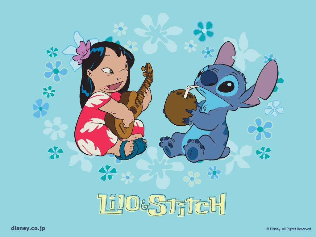 Lilo amp Stitch images Lilo and Stitch Wallpaper HD 1024x768