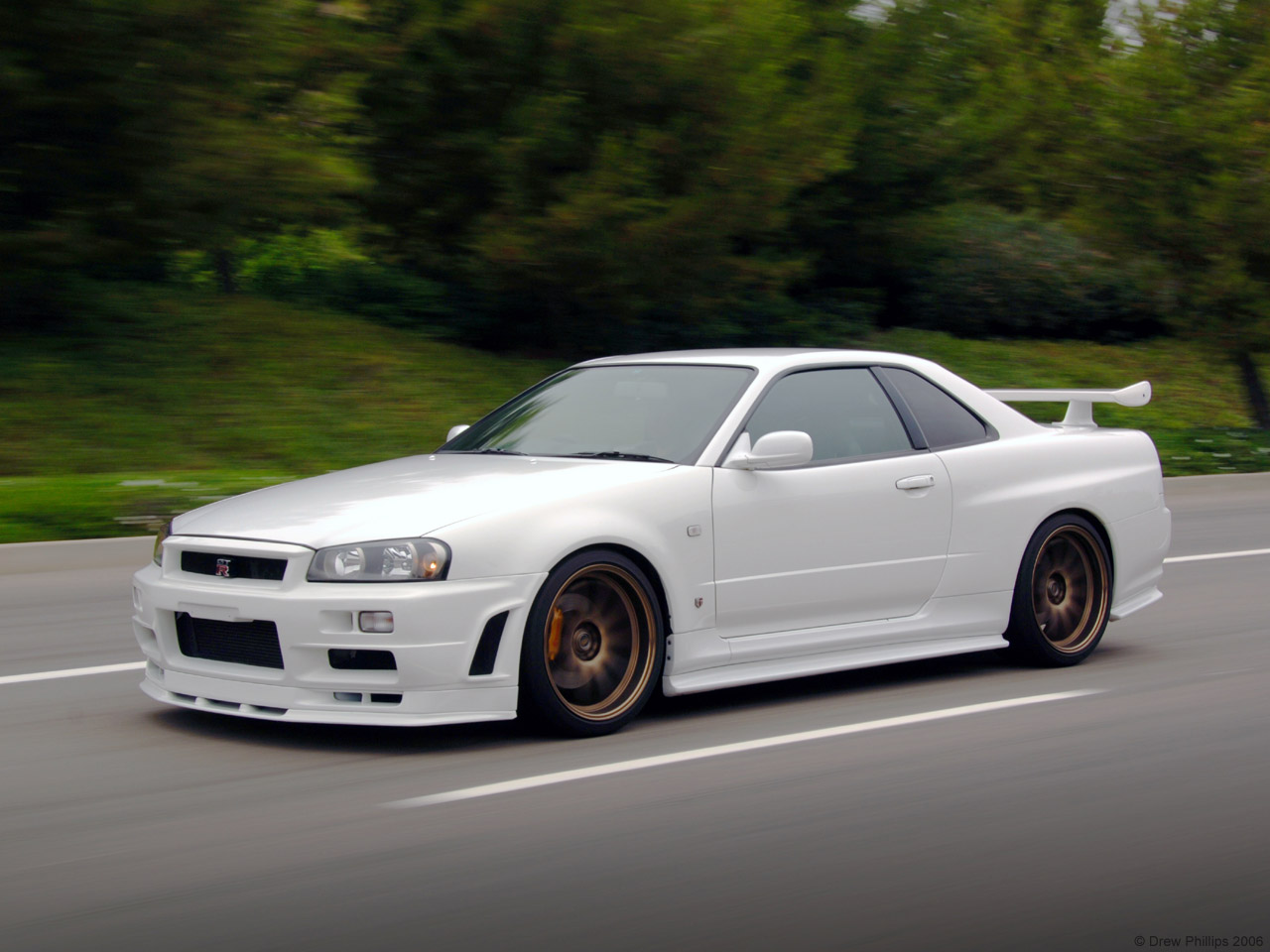 Nissan Skyline Gtr R34 Wallpaper World Of Cars 1280x960