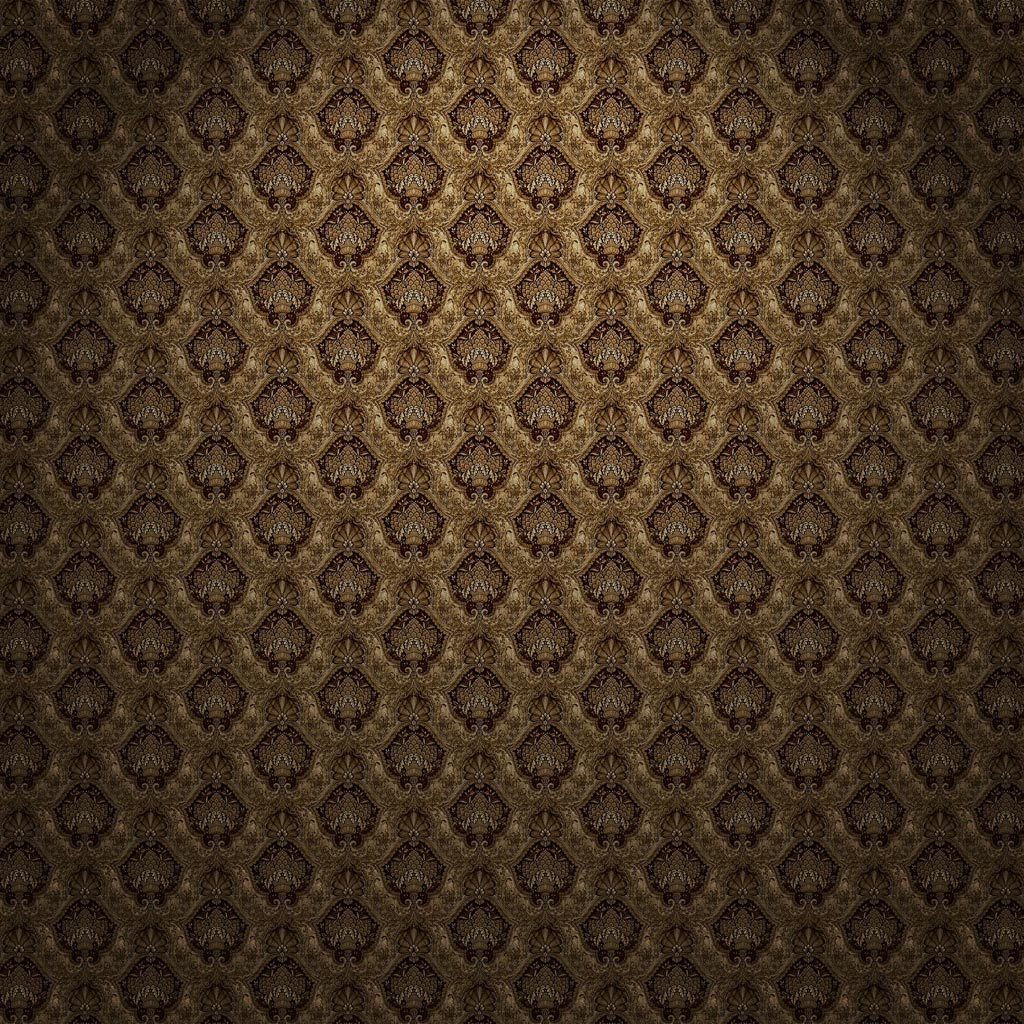 06backgrounds vintage brown pattern wallpaper download ipad ipadjpg 1024x1024